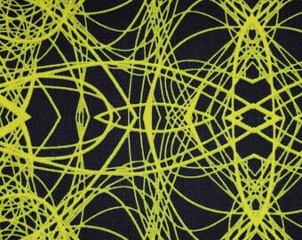 Benartex  04563-44  Paternista cotton fabric 1/2 yd cuts