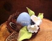 Love Egg Nest