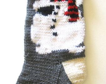 Snowman Christmas Stocking, Christmas Stocking, Christmas Stocking Patterns, Christmas Stocking Design, Family Stockings, Christmas Knitting