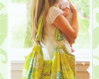 Diaper Bag and Changing Pad Pattern Mama Mia by Favorite Things Pattern Designs