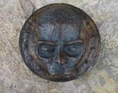 Sleeper Bronze Belt Buckle