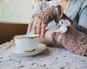 Chai Tea Gloves