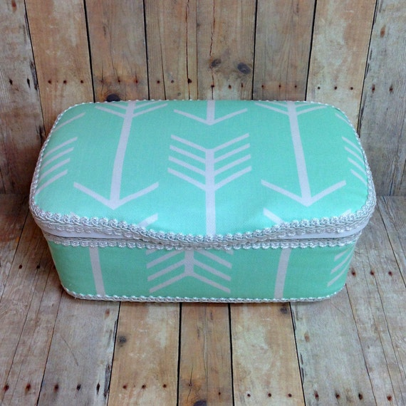 mint baby wipes case arrows diaper wipe case best baby shower present