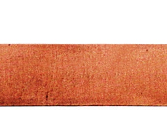 Copper Wave Bangle Blank