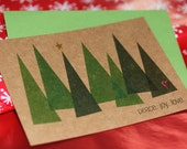 Trees Holiday Card (Pack of 12)