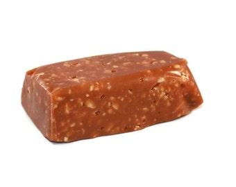 Cashew Caramel 1 Pound Block