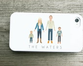 Custom Family Iphone Case