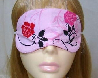 Superhero Roses Sleep Mask
