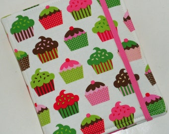 Kindle Voyage, Samsung Galaxy Nook, Kindle Paperwhite Cover, Hard Cover Mini iPad Cupcake Sprinkles eReader Case