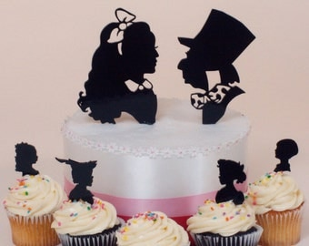 wedding cake toppers orlando fl deer wedding cake topper silhouette cut by paperportraits 26567