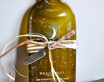 Heron Hill Eclipse Recycled and Upcycled Wine Bottle