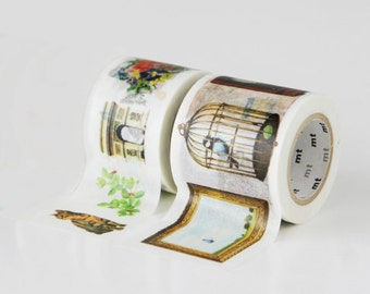 mt Washi Masking Tape - Contents / Containers - 2014AW mt ex