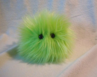 Limeade the tribble (One of a kind) **NEW COLOR**