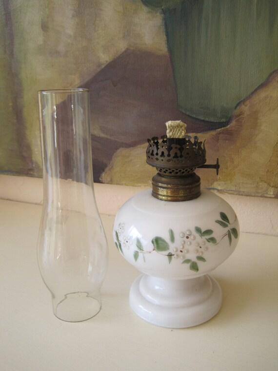 Miniature Oil Kerosene Oil Lamp Nellie Bly D And Co Hand