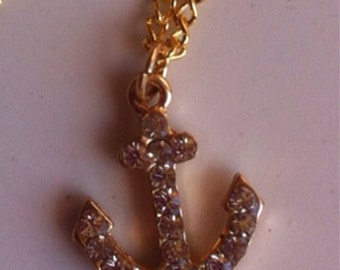 Anchor of Hope Necklace
