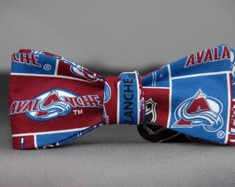 Colorado Avalanche  Bow tie