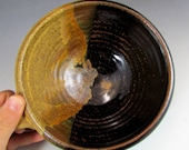 Pottery Handled Bowls Mocha Swirl Glaze for your Holiday Table made to order