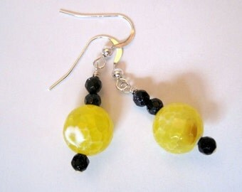 Fall Sun Earrings