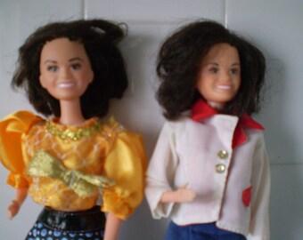 Vintage Mattel Marie Osmond Barbie Doll 1976