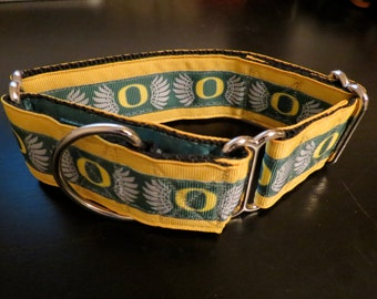Oregon Ducks Dog Collar (Med)