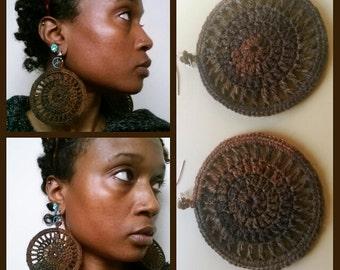 Urban Chic Crochet Earrings