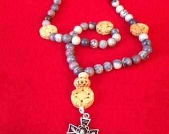 Handsome Medieval Paternoster or Rosary