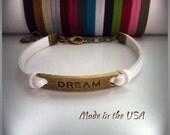 Dream bracelet, Charm bracelet, Friendship bracelet