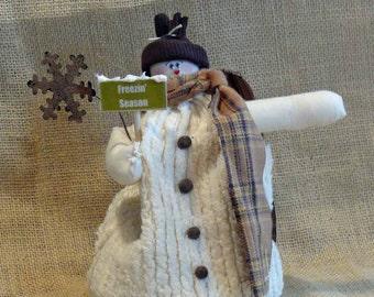 My Little Snowman Freezin' Season