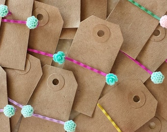 Colorful Cabochon Hairpins