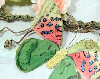 Butterfly Embellishments Giselle