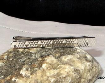 Modern Sweden 830 Silver Tie Clip Clasp Tack