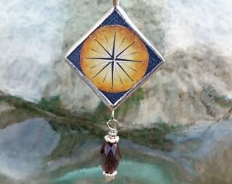 S. Compass Rose 19