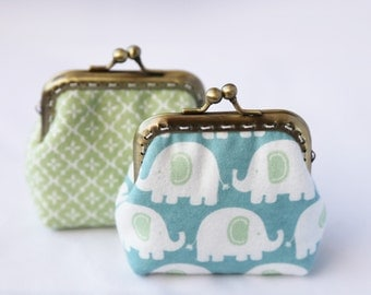 Elephant little coin Purse