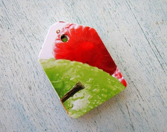 Fruit Wedding Favor Tags - Wish Tree Tags - Favor Tags - Escort Cards -  Place Cards - Thank You Gift Tags