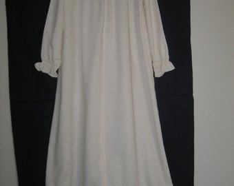 Cream Viella Nightgown Daisy Print 14 yr old