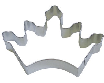 large Crown Cookie Cutter Princess Queen King Wizard of Oz Glinda