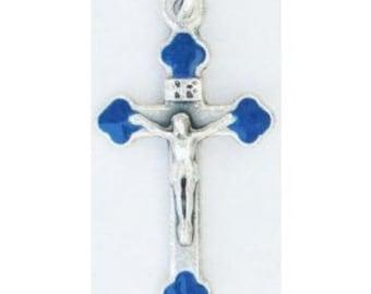Set of 4 Orthodox Crucifix- Italian