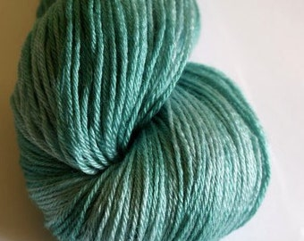 Underwater Smooshie sock weight yarn