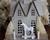 Melissa Frances Twine Peaks House