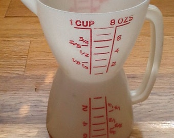 Dry measuring cups  Substitutes Ingredients Equivalents