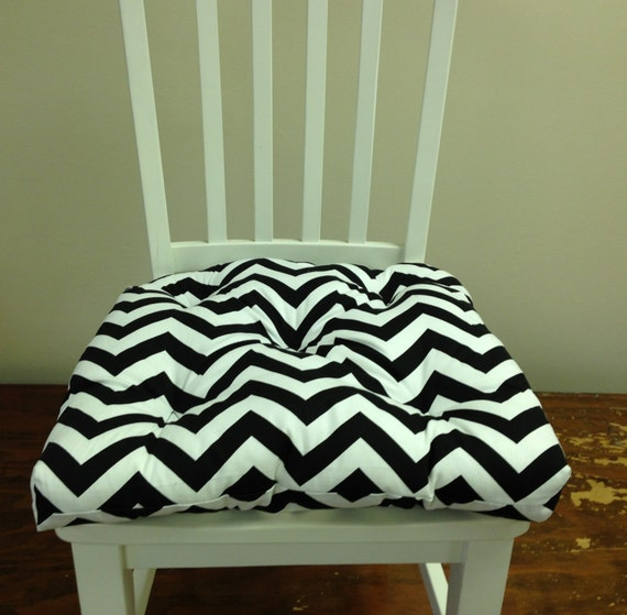 black stool cushion 1