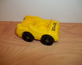Vintage Fisher Price Taxi