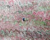 marbled paper, marmorpapier , Bookbinding, papier marbrè , marbled paper . carta marmorizzata cm 50 x 70  -    2524