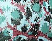 marbled paper, marmorpapier , Bookbinding, papier marbrè , marbled paper . carta marmorizzata cm 50 x 70  -    2527