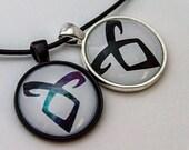 Angelic Rune Symbol Necklace