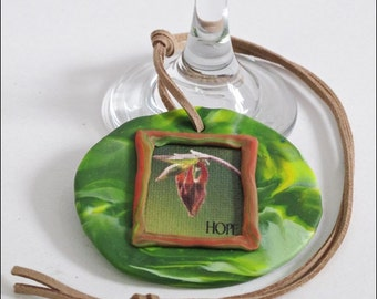 Photo Pendant, Photography, Nature Photography, Flower Photography, Nature Photography, Photo Gift