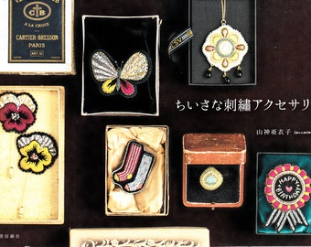 Master toccotocco Collection 01 - Fantasy Embroidery - Japanese craft book