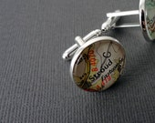 Custom Cufflinks, Men Gift, For the Man Who Has Everything