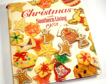 Christmas With Southern Living, 1983, Christmas Crafts, Recipes, Holiday Decorating  (2673)