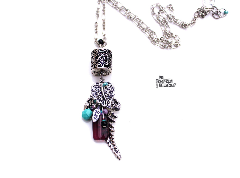 Jardin vertical necklace for Jardin necklace